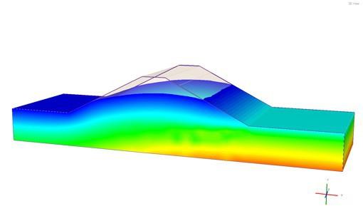 RS3三维开挖和边坡有限元分析软件-Rocscience--研发工具--虚拟仿真--飞行